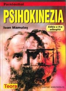 Psihokinezia